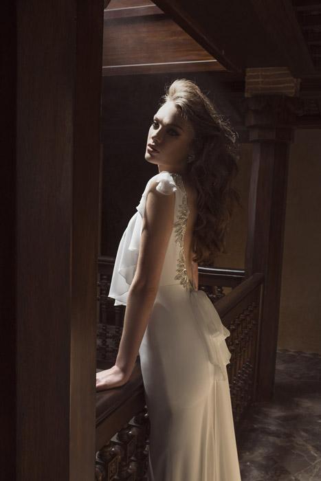 Hermosos vestidos de novias | Colección Itzik Amir