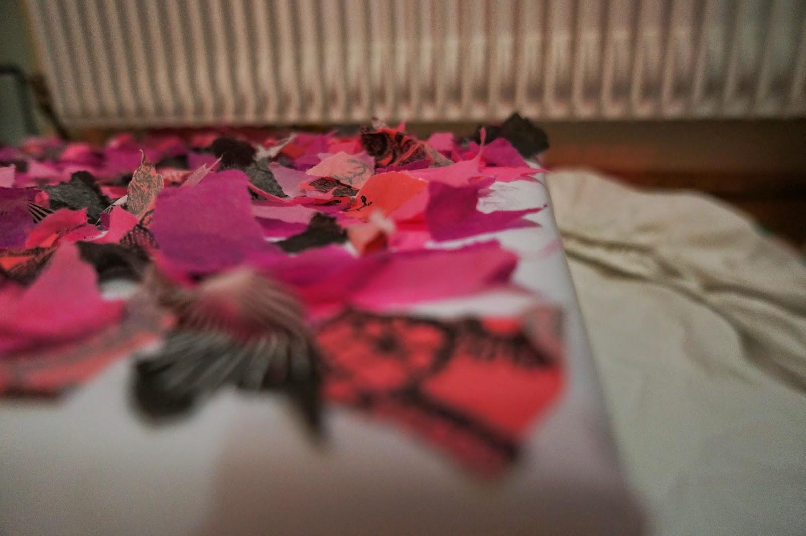 plumes et bergamote diy offrir le plus beau des cadeaux. Black Bedroom Furniture Sets. Home Design Ideas