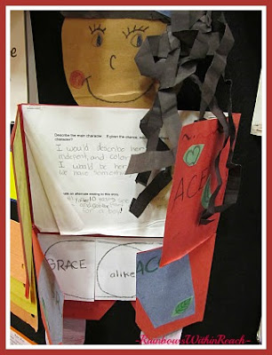photo of: Graphic Organizers and Foldables from Dinah Zike via RainbowsWithinReach RoundUP