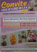 Curso de Flores em E.V.A.
