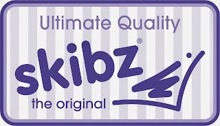 Skibz original bandana bib logo