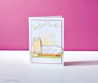 Aug SOTM Card sample