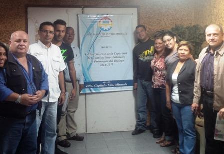"""Inaesin: """"En Venezuela es fundamental fomentar una autoreforma sindical"""""""