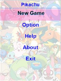 Tải game Pikachu cho điện thoại java