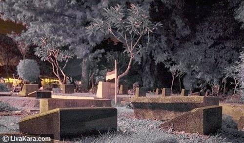 kuburan sepi