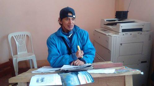 Luis Humberto Chávez Silva