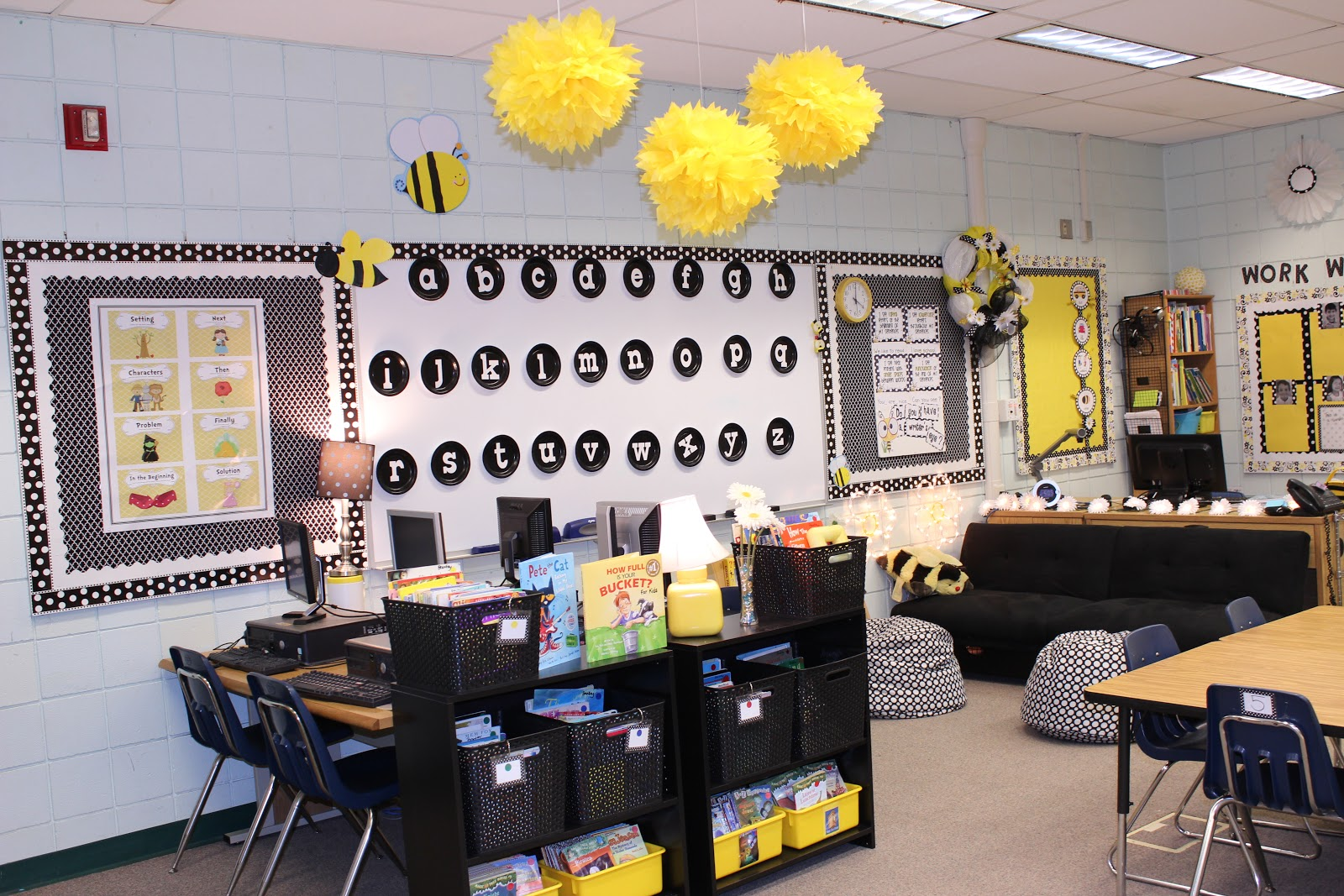 Classroom Decorations For Grade 7 ~ Run miss nelson s got the camera best classroom contest