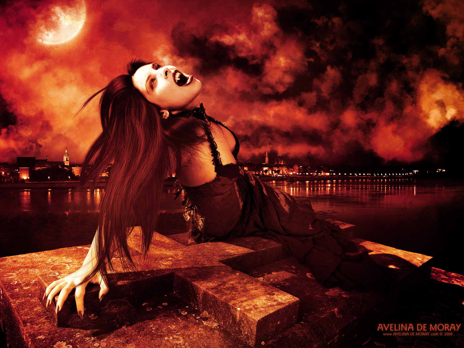 3d vampire slave xxx gallery