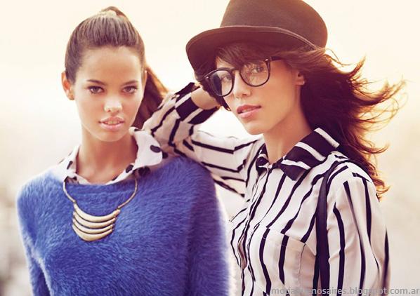 Moda otoño invierno 2014. 47 Street otoño invierno 2014 moda juvenil mejores marcas argentinas.