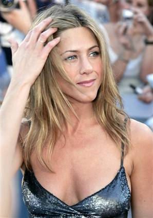 Hollywood Jennifer Aniston