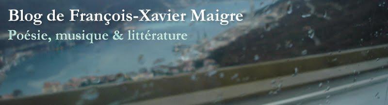 François-Xavier Maigre