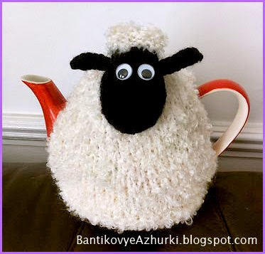 овечка своимим руками