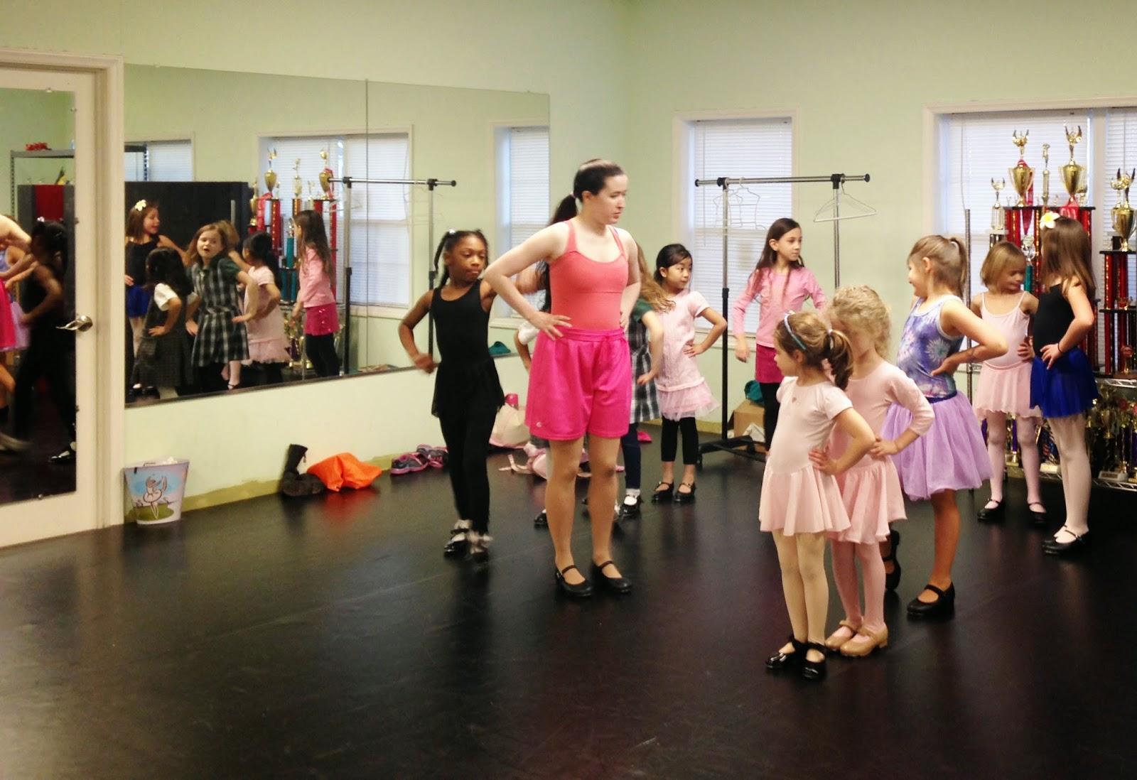 myers park charlotte dance studio