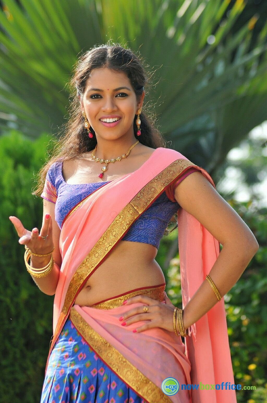 ACTRESS HOT IMAGES: Gowthami choudary hot navel pics in ...