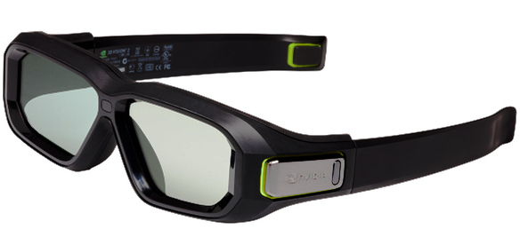 Nvidia 3D Vision 2, NVIDIA 3D Vision 2 Glasses launches plus Brighter 3D LightBoost Monitor, NVIDIA launches 3D Vision 2 PC glasses, NVIDIA intros 3D Vision 2 glasses with brighter field of view, comfier design