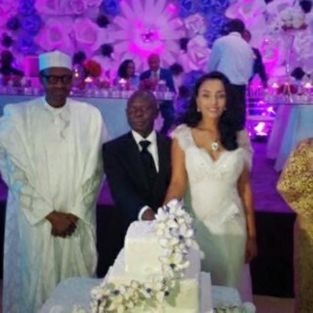 Governor edo wedding