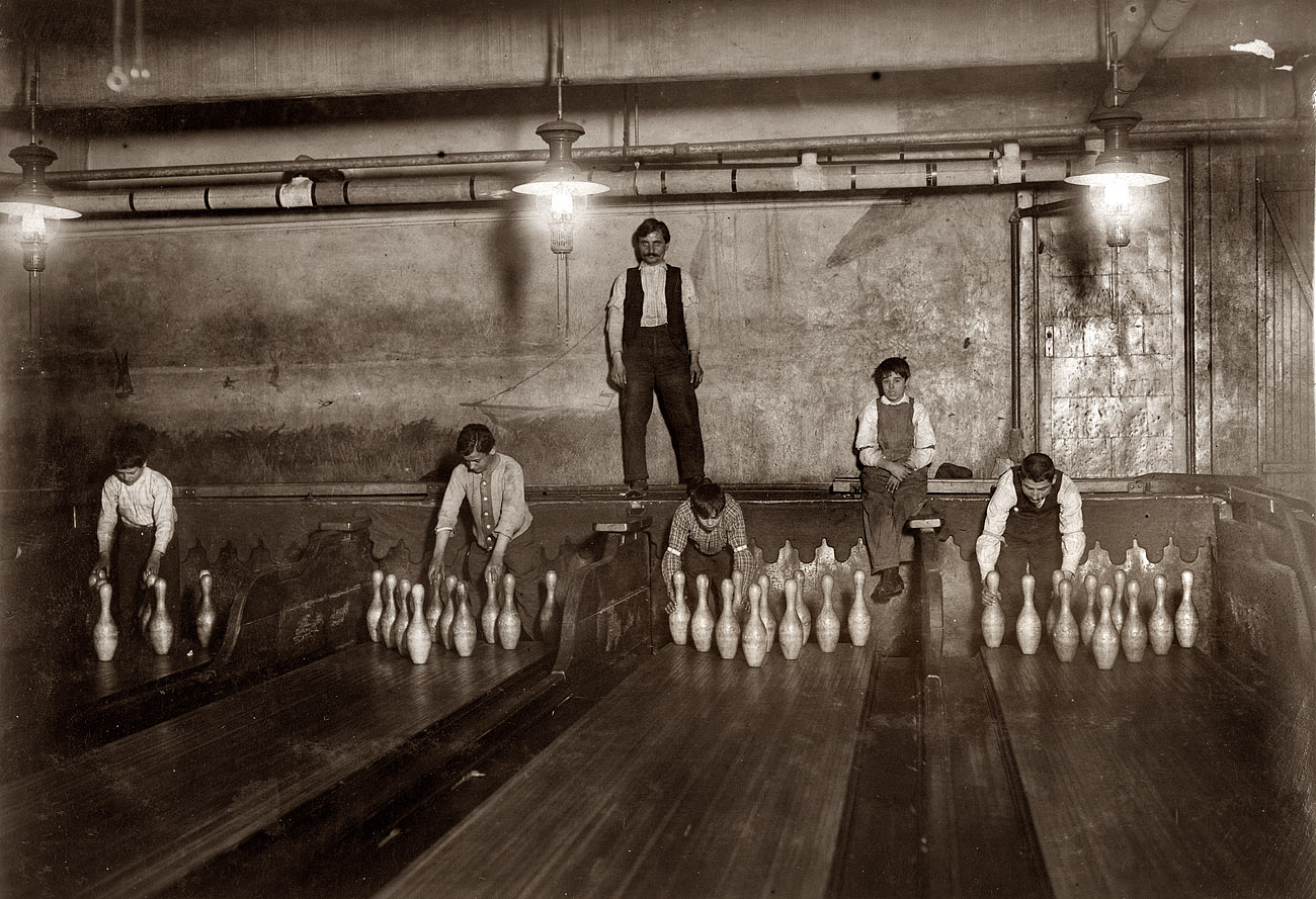 The History and Origins of Bowling