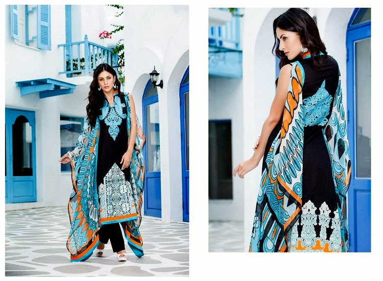 Monsoon Eid Collection 2014