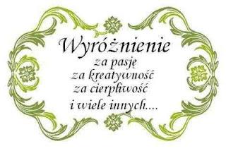 wyroznienie od Iny cz.2