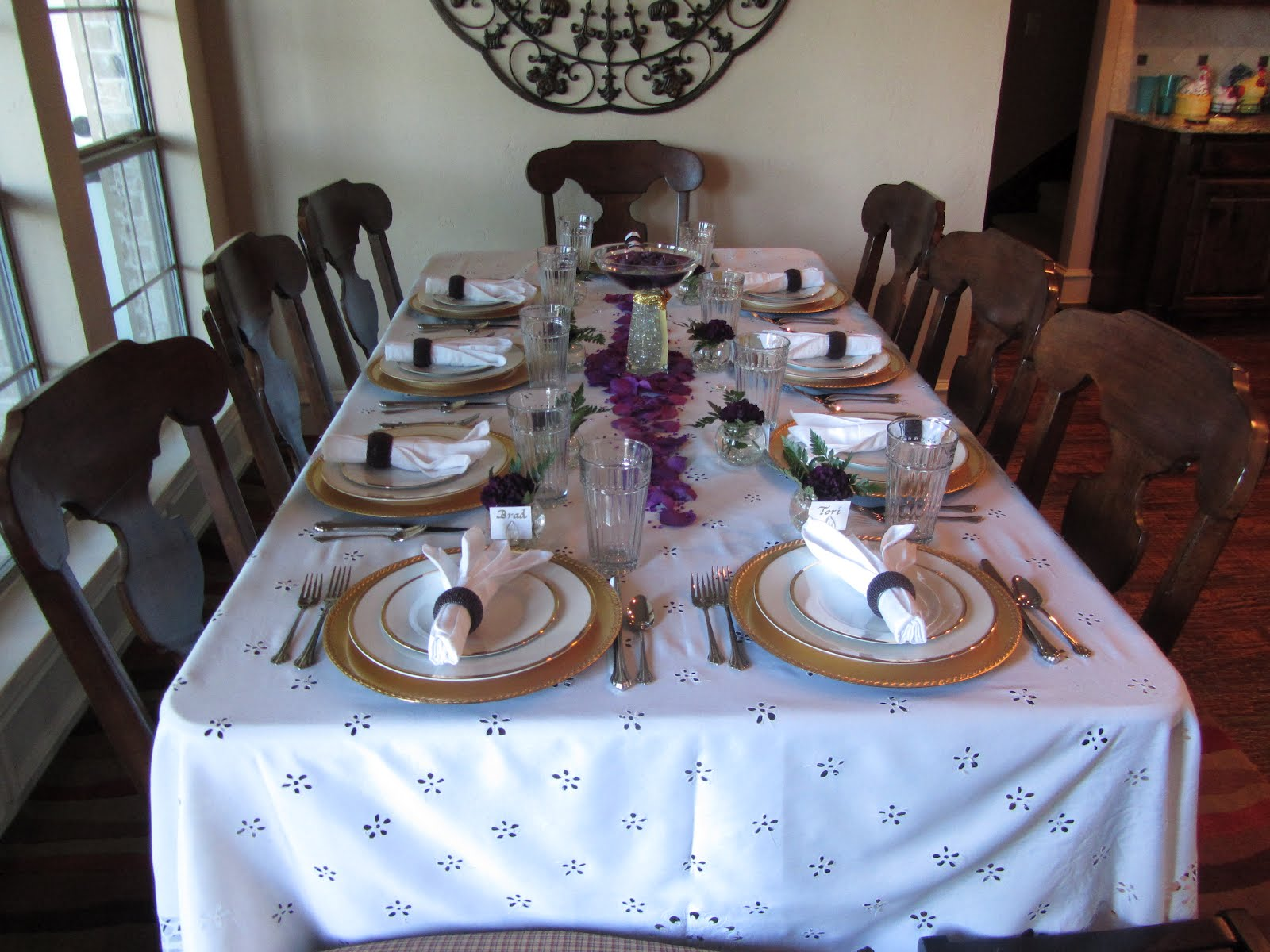 Creative Hospitality: Decorative Dinner Table Setting Ideas