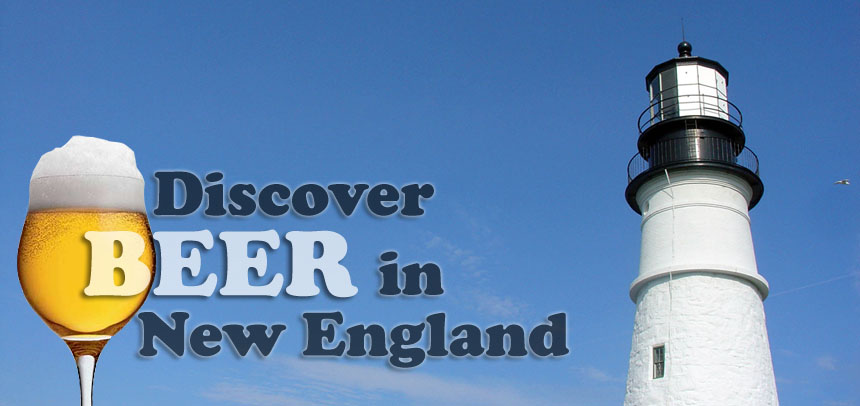Discover Beer in New England