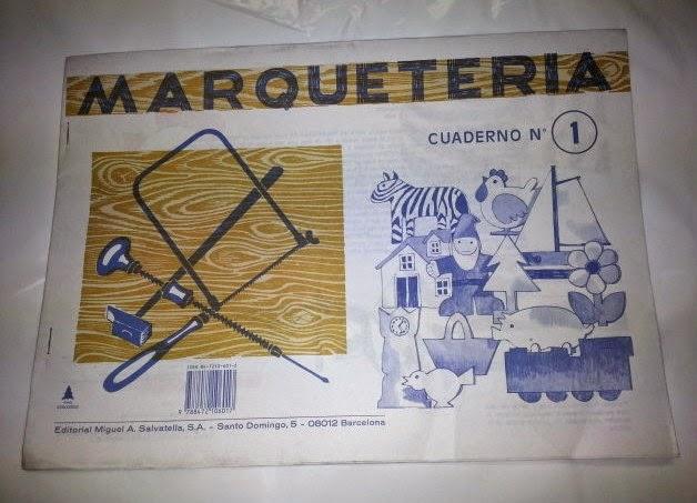 Librer a papeler a zuriza plantillas de marqueter a - Marqueteria para ninos ...