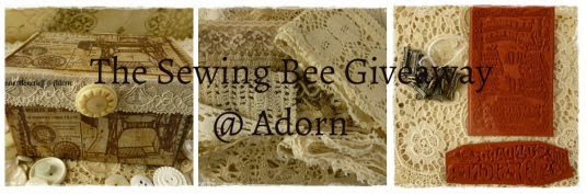Giveaway at Adorn