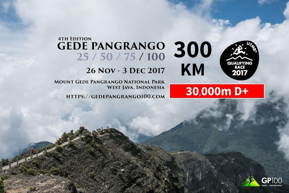 Gede Pangrango 100 • 2017