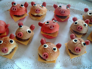Funny Finger Food Ideas Joy N Escapade