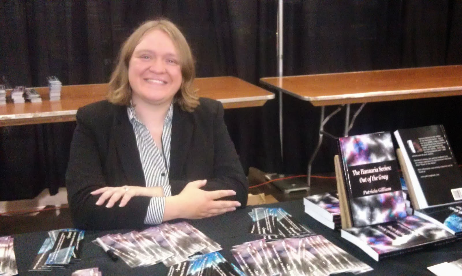 Patricia Gilliam at Fanboy Expo 2012