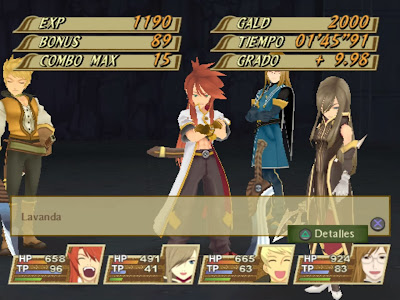 Tales Of The Abyss  (Espanol) (Juegos 2014)