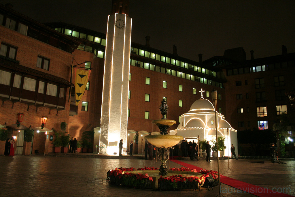 hotel fontana bogota: