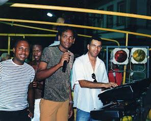 Participação no Carnaval de Salvador 2006 no Bloco As coviteiras