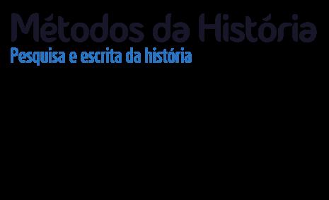 Métodos da História