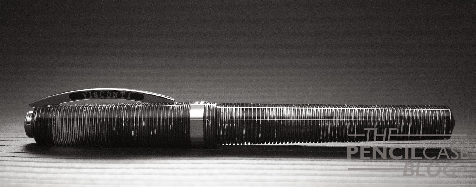 Visconti Wall Street The Grail Pen The Pencilcase