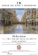IX Ciclo de Cine y Derecho Málaga