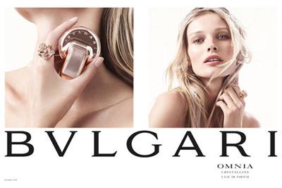 Bvlgari perfume Omnia Crystalline
