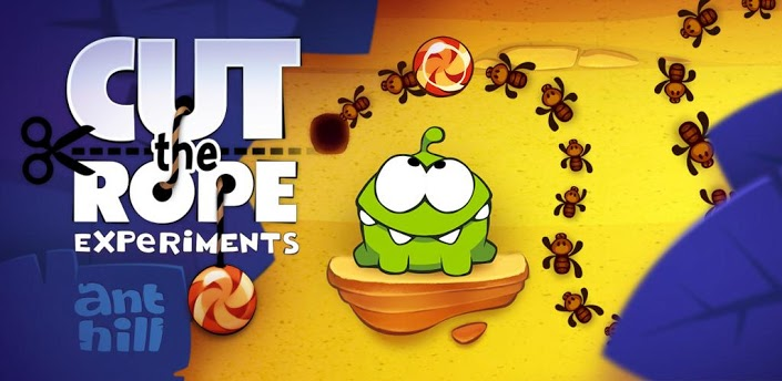 download Cut the Rope: Experiments