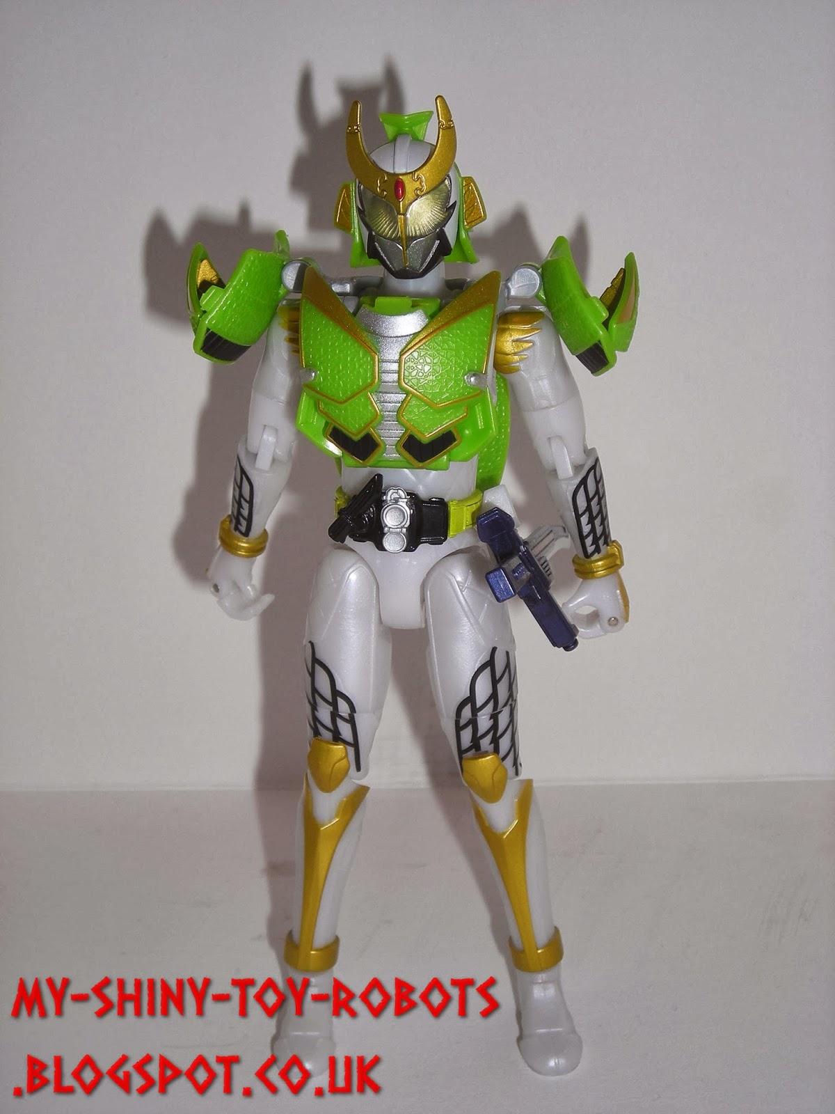 Kamen Rider Zangetsu Melon Arms - front