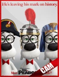 Las aventuras de Peabody y Sherman [3GP-MP4]
