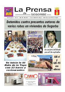 LA PRENSA DE SEGORBE