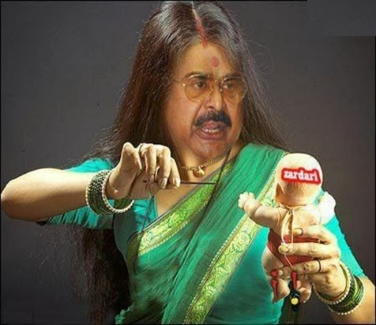 Pakistani Political Leader Altaf Killing To Asif Zardari ...
