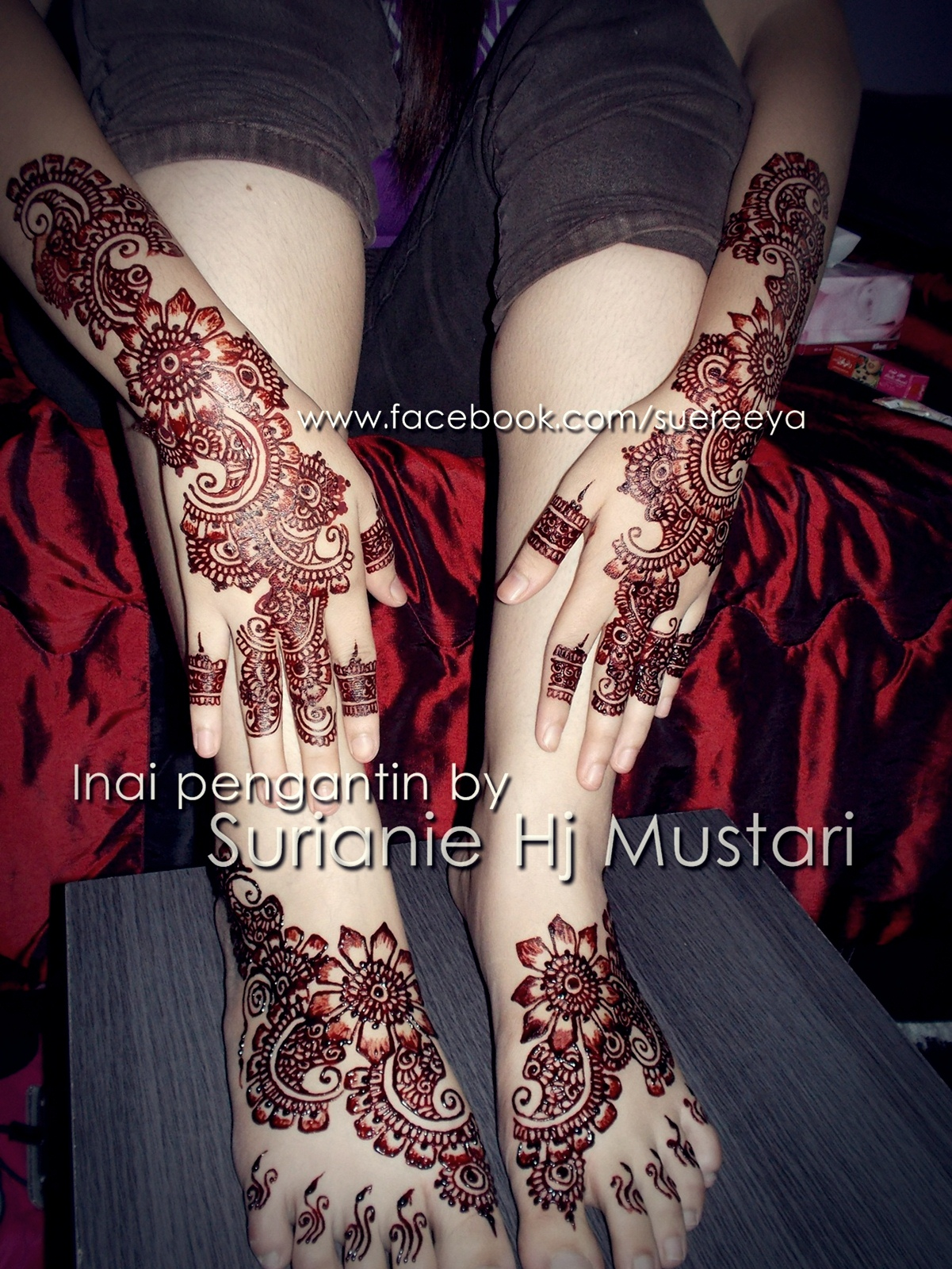 A HENNA ARTIST39S DIARY Henna For Winnie Beaufort