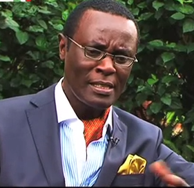 Mutahi Ngunyi Apologizes To The Luo Nation Over His Hateful Remarks