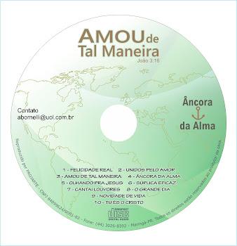 AMOU DE TAL MANEIRA