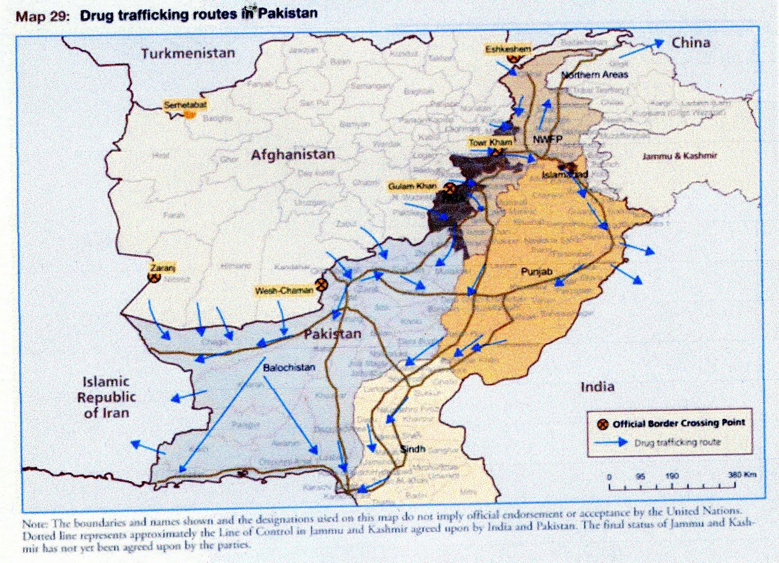 Afghan Heroin & the CIA