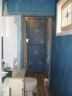 The Kelly House The Serenity Prayer Bathroom