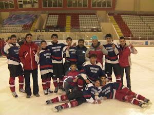 Erzurum Gençlikspor Wins 3rd Regional U18 Championship
