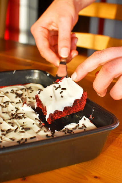 Can U Make Red Velvet Cake With All Purpose Flour