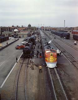 super chief train in albuquerque new mexico